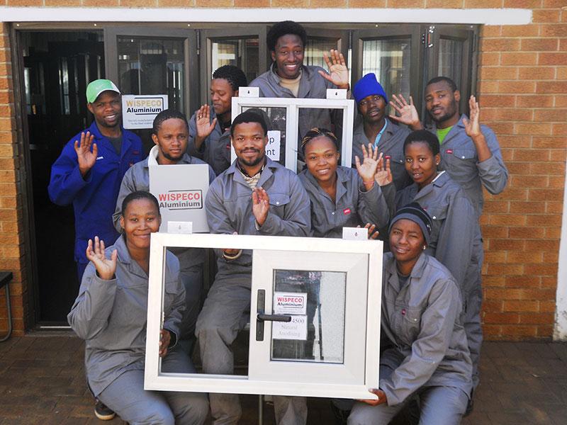 Wispeco Aluminium Aluminium Extruder Southern Africa